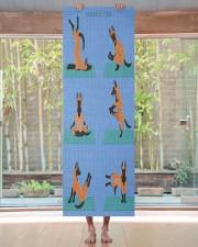 Belgian Malinois Yoga Mat 24x70 (vertical) aos-yoga-mat-lifestyle-27