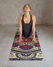 Mandala Yoga Mat 24x70 (vertical) aos-yoga-mat-lifestyle-17