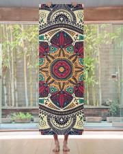 Mandala Yoga Mat 24x70 (vertical) aos-yoga-mat-lifestyle-27