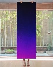 Purple Atmosphere Yoga Mat Yoga Mat 24x70 (vertical) aos-yoga-mat-lifestyle-27