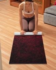 Sunset Spots Yoga Mat Yoga Mat 24x70 (vertical) aos-yoga-mat-lifestyle-21