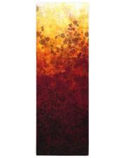 Sunset Spots Yoga Mat Yoga Mat 24x70 (vertical) front
