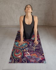 Endless Nature Yoga Mat 24x70 (vertical) aos-yoga-mat-lifestyle-17