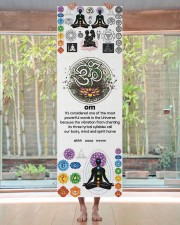 Limited Edition Yoga Mat 24x70 (vertical) aos-yoga-mat-lifestyle-27