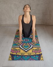 Limited Edition Yoga Mat 24x70 (vertical) aos-yoga-mat-lifestyle-17