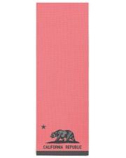 California Republic state flag Yoga Mat 24x70 (vertical) front