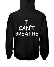 I cant breathe Hooded Sweatshirt thumbnail