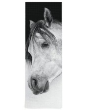 Lonely Horse Yoga Mat 24x70 (vertical) front