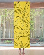 Personalized Bananas Yoga Mat Yoga Mat 24x70 (vertical) aos-yoga-mat-lifestyle-27