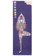 Yoga Instructor Namaste Yoga Mat 24x70 (vertical) front