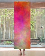 Colorful Clouds Abstract Yoga Mat Yoga Mat 24x70 (vertical) aos-yoga-mat-lifestyle-27