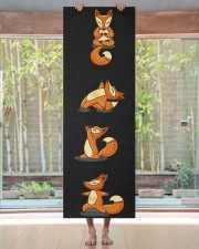 Yoga Protects Health Yoga Mat 24x70 (vertical) aos-yoga-mat-lifestyle-27