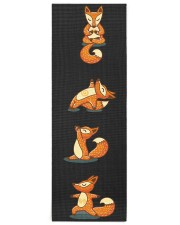 Yoga Protects Health Yoga Mat 24x70 (vertical) front