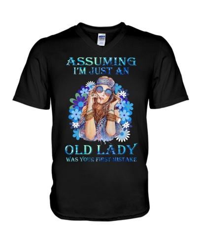 Assuming Im Just An
