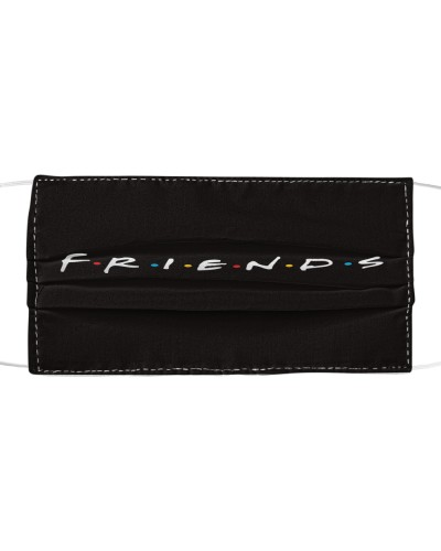 Friends Cloth Face Mask