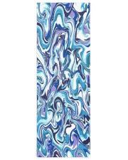 Blue Marble Yoga Mat 24x70 (vertical) front