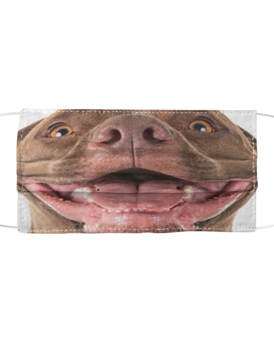 american pitbull Reusable virus restriction mask