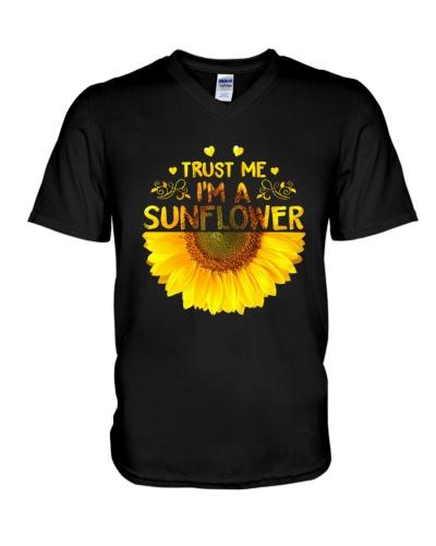 Trust Me I'm A Sunflower Hippie Shirt Feb2119