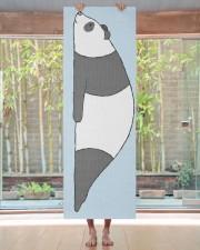 Planking Panda Yoga Mat 24x70 (vertical) aos-yoga-mat-lifestyle-27