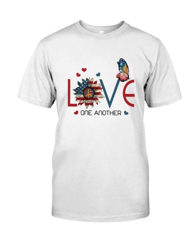 Hippie Love One Another 01