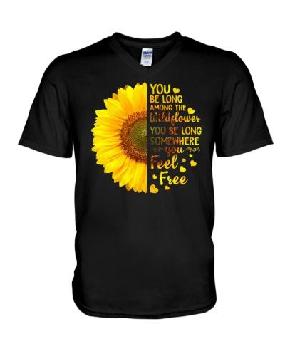 You Be Long Among The Wildflower You Belong Some