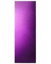 Purple Points Yoga Mat Yoga Mat 24x70 (vertical) front