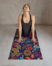 Inspired By Nature Yoga Mat 24x70 (vertical) aos-yoga-mat-lifestyle-17