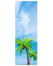 Blue Sky Palms Gym Fitness Modern Template Yoga Mat 24x70 (vertical) front