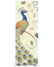 Beautiful Peacock Yoga Mat 24x70 (vertical) front