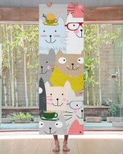 Cute Cats Yoga Mat Yoga Mat 24x70 (vertical) aos-yoga-mat-lifestyle-27