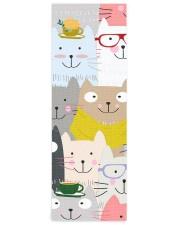Cute Cats Yoga Mat Yoga Mat 24x70 (vertical) front