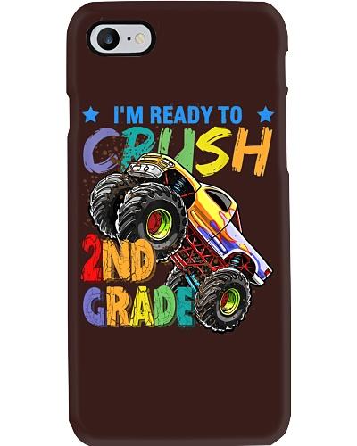 Family 2nd Grade Crush Truck