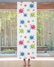 Coronavirus Yoga Mat 24x70 (vertical) aos-yoga-mat-lifestyle-27