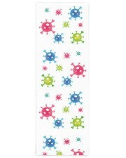 Coronavirus Yoga Mat 24x70 (vertical) front