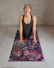 Endless nature Yoga Mat 24x70 (vertical) aos-yoga-mat-lifestyle-17