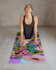 Life Yoga Mat 24x70 (vertical) aos-yoga-mat-lifestyle-17