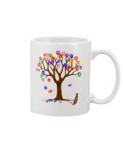 Tree of paws Mug thumbnail