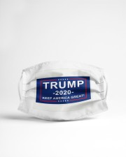 Trump 2020 keep  America great face mask Cloth face mask aos-face-mask-lifestyle-22