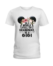 Mother's Day is coming Ladies T-Shirt front