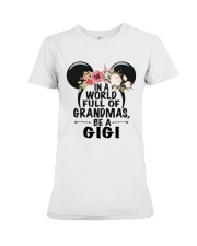 Mother's Day is coming Premium Fit Ladies Tee thumbnail