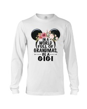 Mother's Day is coming Long Sleeve Tee thumbnail