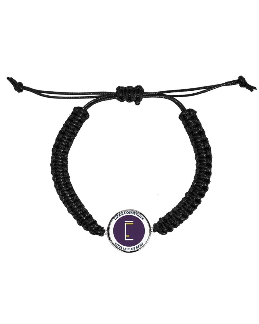 Lafaie Cosmetique Cord Circle Bracelet