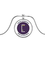 Lafaie Cosmetique Metallic Circle Necklace thumbnail