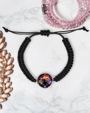 Pratique Reiki Cord Circle Bracelet aos-bracelet-cord-front-lifestyle-1