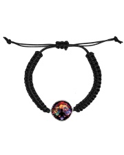Pratique Reiki Cord Circle Bracelet front