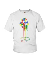 Cubic Meltdown Youth T-Shirt tile
