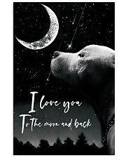 Pitbull Love You Poster 11x17 Poster front