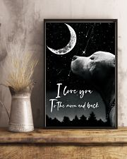 Pitbull Love You Poster 11x17 Poster lifestyle-poster-3