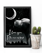 Pitbull Love You Poster 11x17 Poster lifestyle-poster-8
