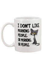 Morning-Cat Mug back